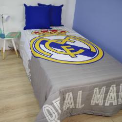 COLCHA VERANO REAL MADRID