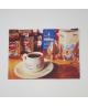 Mantel individual foto taza guatemala
