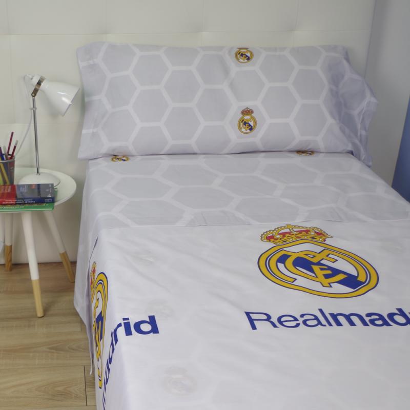 JUEGO DE SABANAS REAL MADRID