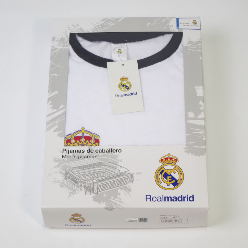 PIJAMA REAL MADRID 205 TONDOSADO
