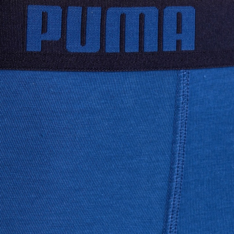BOXER PUMA SET 2 UNIDADES ROYAL/MARINO