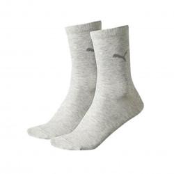 Puma classic sock gris 2 pares