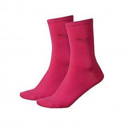 Puma classic sock rosa 2 pares