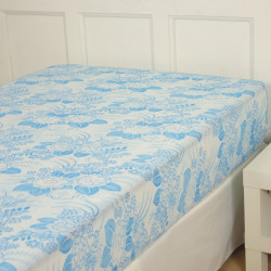 Funda de colchón punto