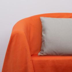 Foulard otoman naranja