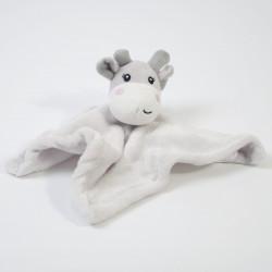 Doudous jirafa gris