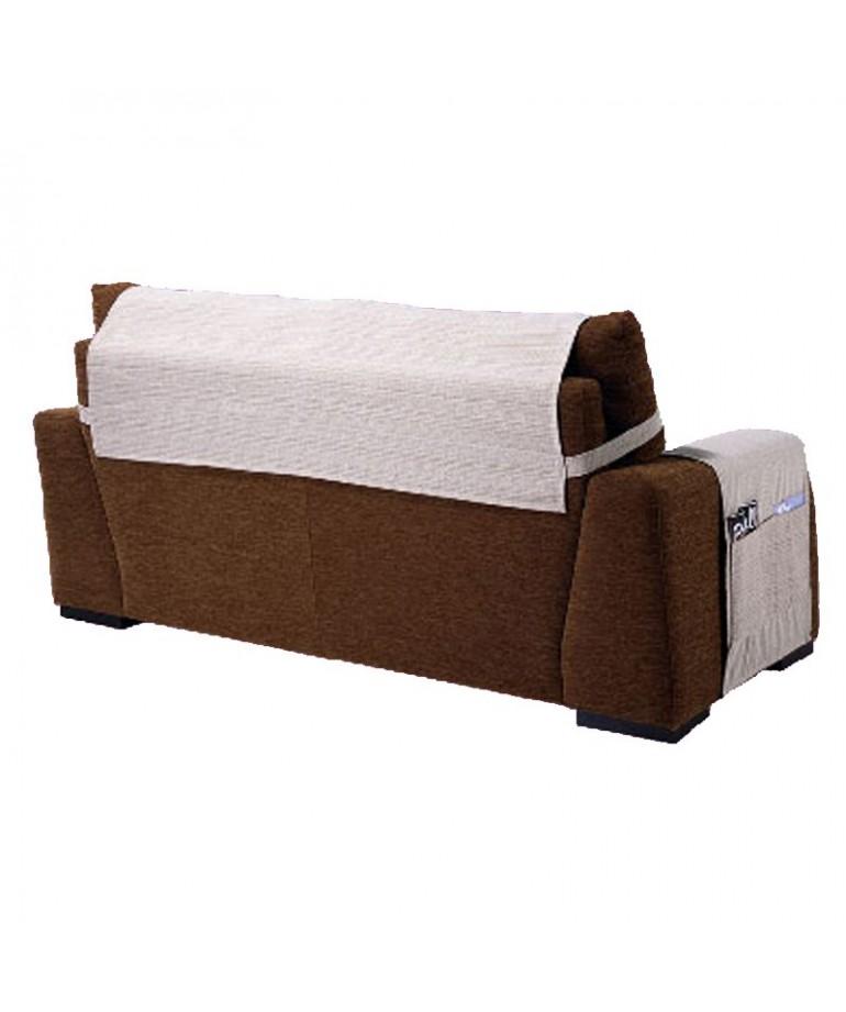 Funda sofa 4 plazas paula diezxdiez for Fundas de sofa gris