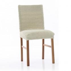 Funda silla con respaldo glamour