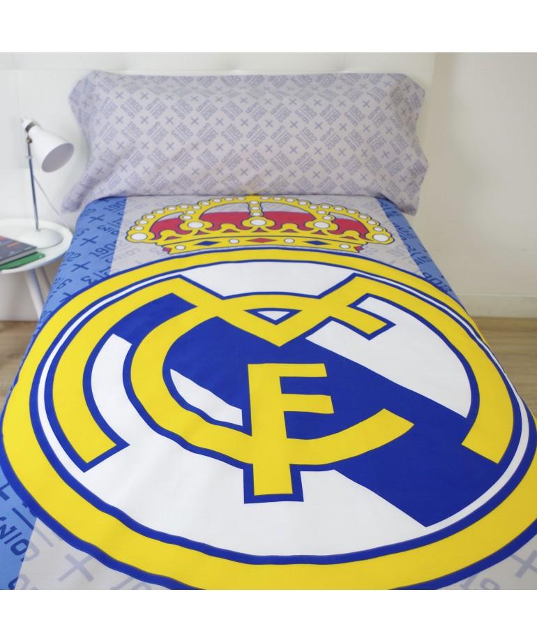 Funda Nordica Real Madrid Cama 90.Funda Nordica Real Madrid 186001 Diezxdiez