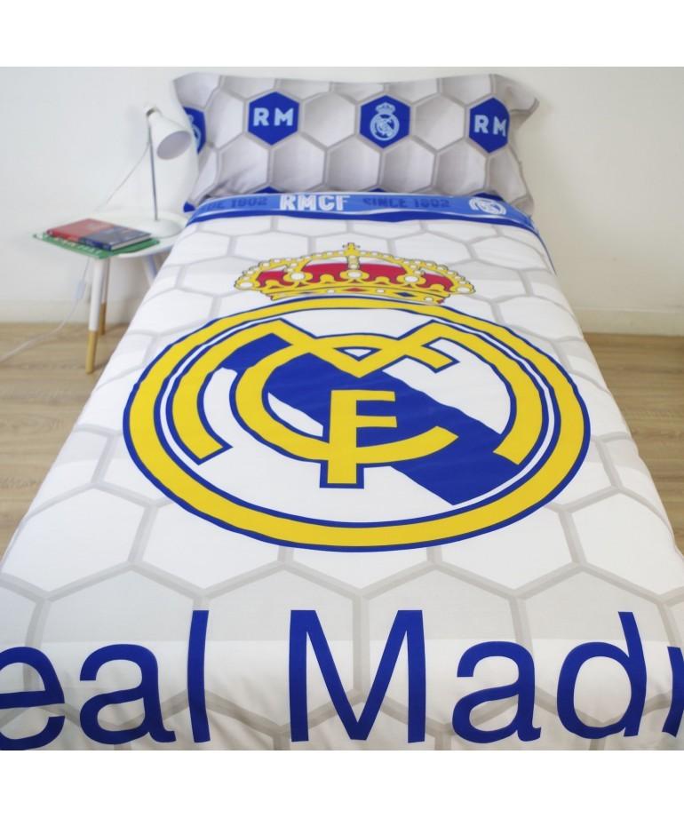 Funda Nordica Real Madrid Cama 90.Funda Nordica Real Madrid Diezxdiez