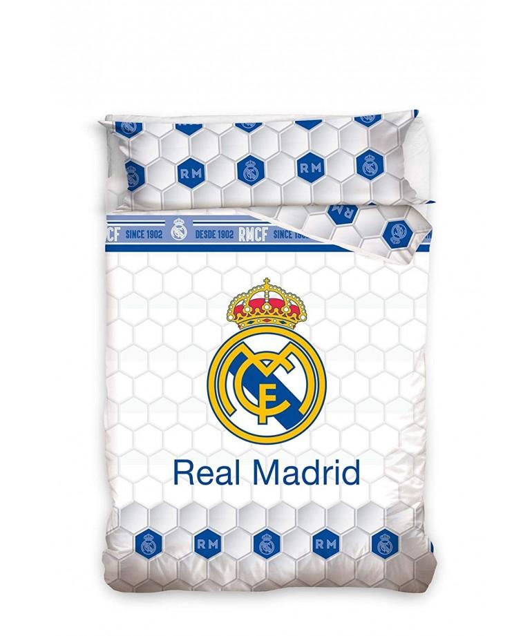 Cojin Edredon Real Madrid.Funda Nordica Real Madrid Diezxdiez