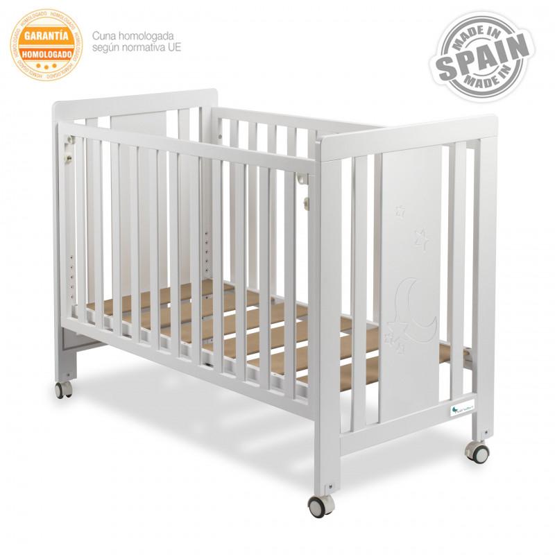 Cuna bebé moonet premium