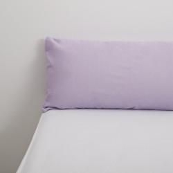 Funda almohada tencel lila