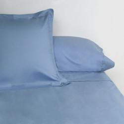 Juego de sábanas venus plus liso 180 hilos indigo