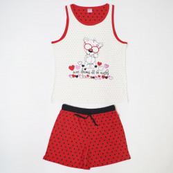 Pijama mujer tirantes kn-519