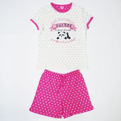 Pijama mujer manga corta kn-508