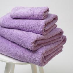 Toalla algodón 550 gr/m2 lavanda 22