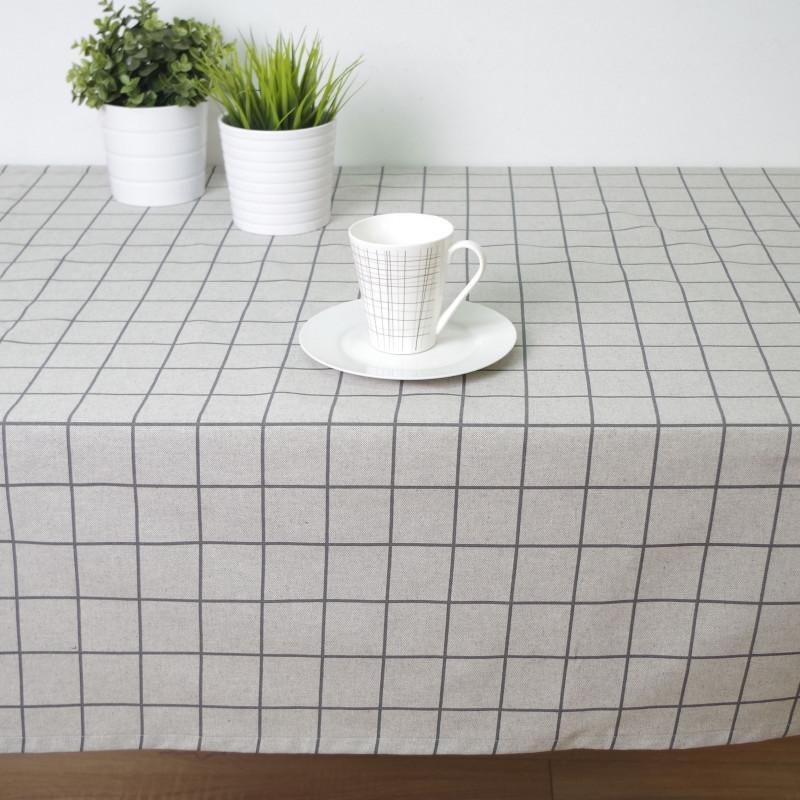 Mantel antimanchas eco square