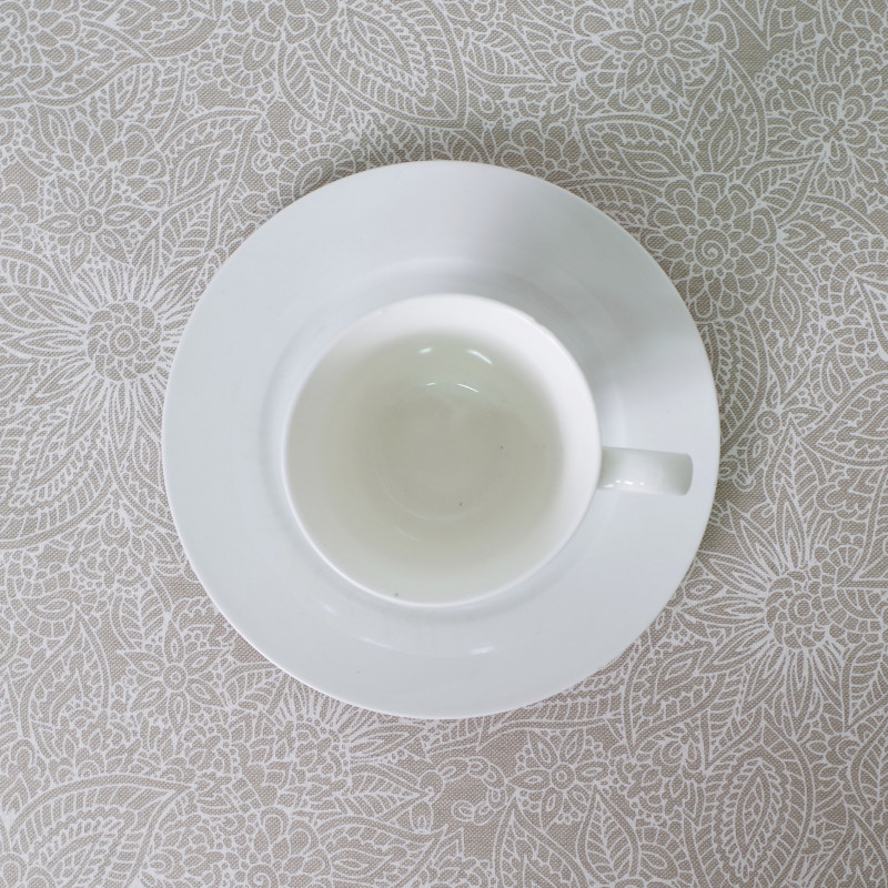 Mantel antimanchas eco kwamber blanco