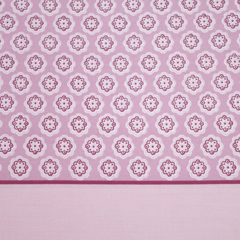 Juego de sábanas ava rosa
