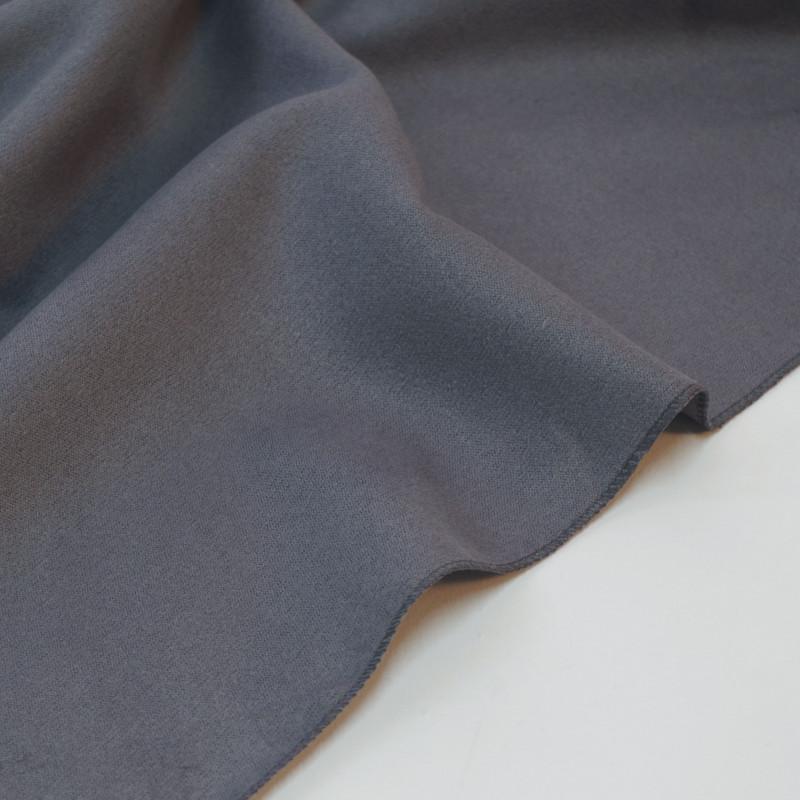 Toalla microfibra gris plomo