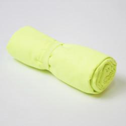 Toalla microfibra limón
