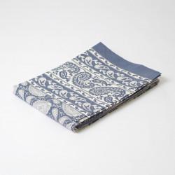 Foulard multiusos handmade cashemir azul 1