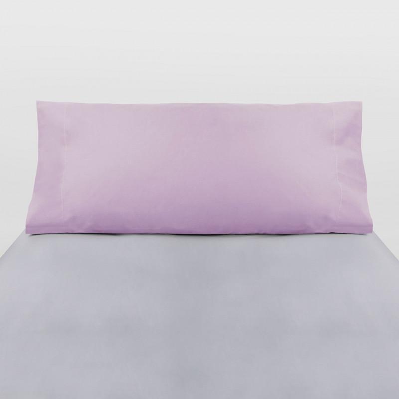 Funda almohada mauve 39 basic
