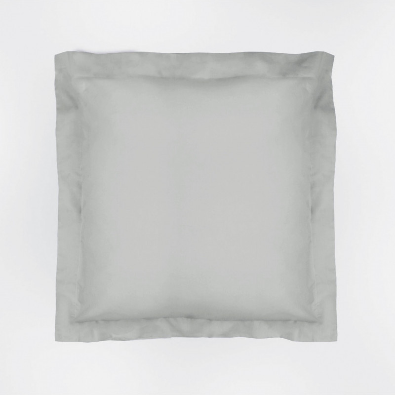 Funda de cojín 60x60 basic gris perla 23