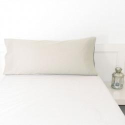 Funda almohada beige 34 basic