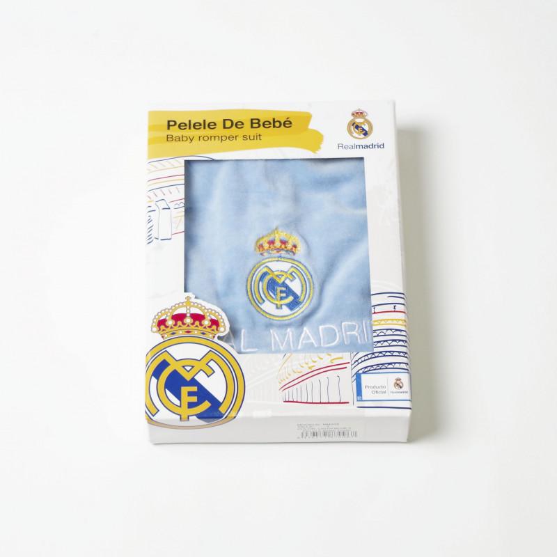 PELELE BEBE REAL MADRID 101