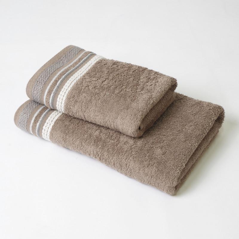 Juego de toallas 2p scarlett lino