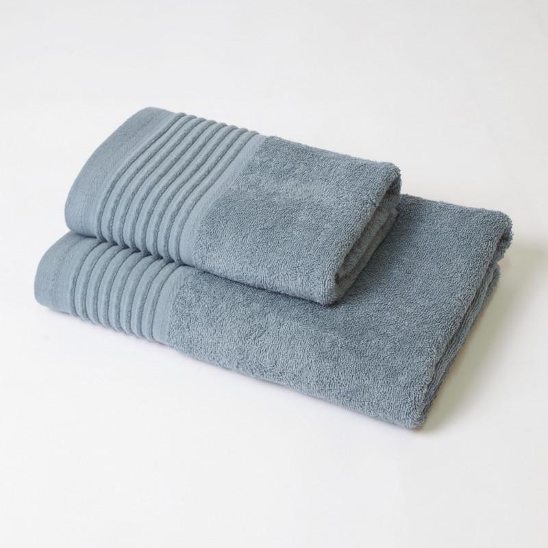 Juego de toallas 2p kate verde