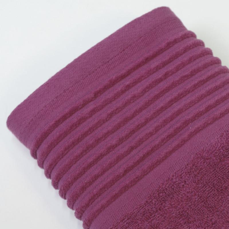 Juego de toallas 2p kate rosa