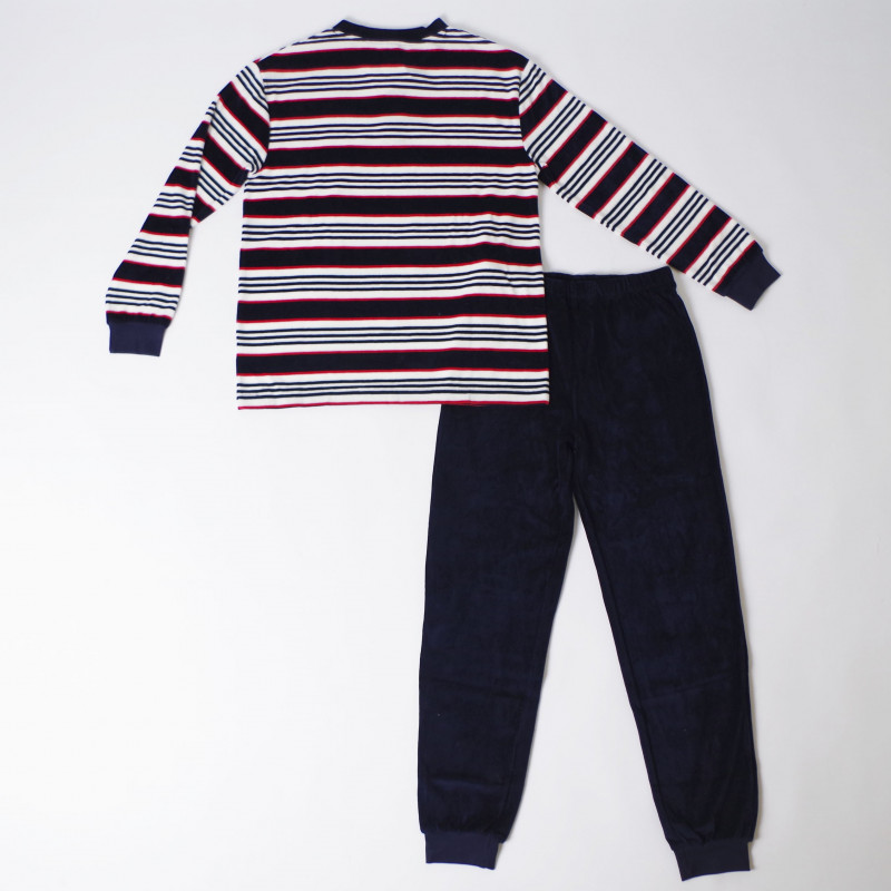 Pijama hombre tondosado 215610