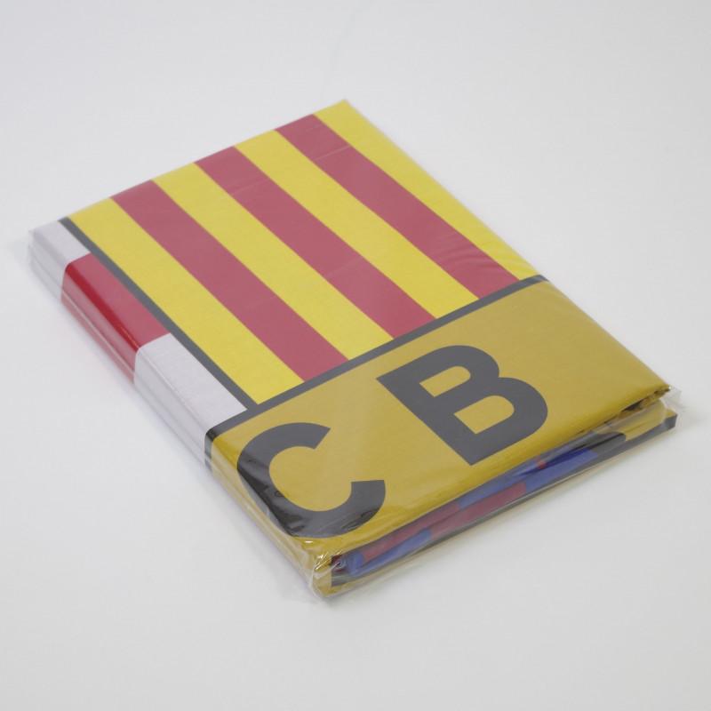 Juego de sabanas FCB