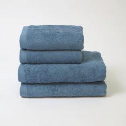 Toalla algodón 550 gr/m2 cobalto