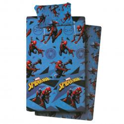 Juego de sábanas spiderman 3p