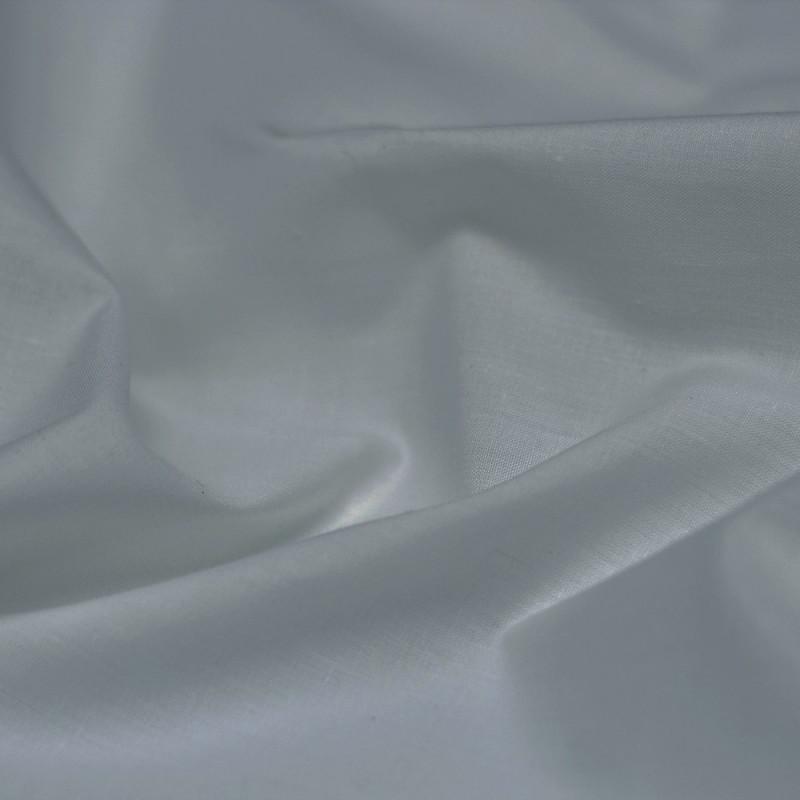 Juego de sábanas algodón gris