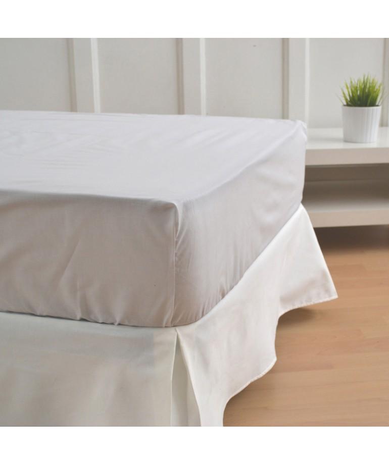 Canape blanco beautiful canap de madera con apertura for Cubre canape zara home