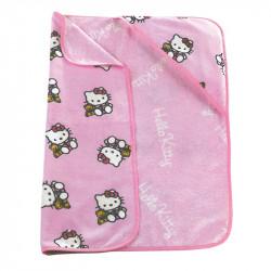 Capa baño hello kitty rosa