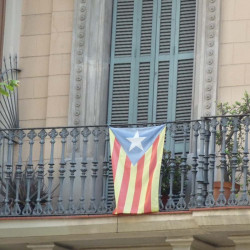 "Bandera ""estelada"""