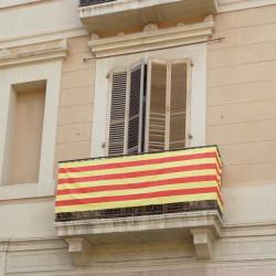 "Bandera ""senyera"""