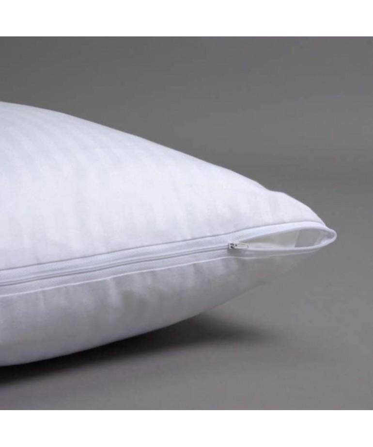 Funda almohada algod n cruzadillo diezxdiez - Funda almohada antiacaros carrefour ...