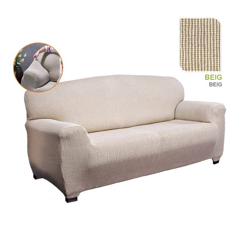 FUNDA SOFA 2 PLAZAS NOEMI
