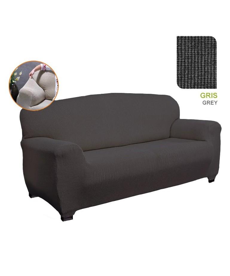 Funda sofa 4 plazas noemi diezxdiez - Fundas de sofa a medida ...