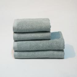 Toalla algodón 550 gr/m2 acqua
