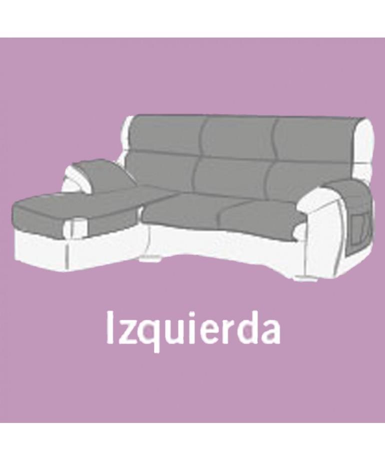 FUNDA DE SOF CHAISE LONGUE PAULA DiezxDiez